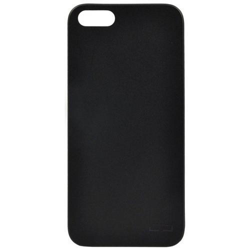 Накладка пластиковая Uniq Bodycon iPhone 5/5S Black