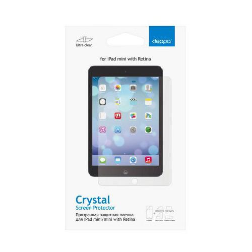 Защитная пленка Deppa Apple iPad mini/iPad mini 2 глянцевая