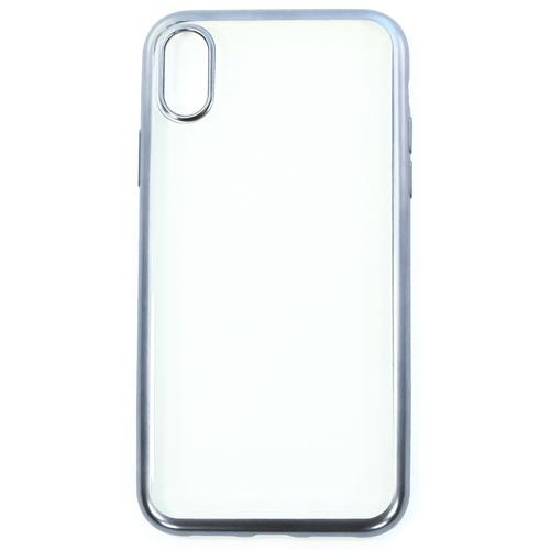 Накладка силиконовая uBear Frame Tone Case iPhone XR Black