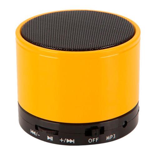 Колонка Musik S10 (microSD + Bluetooth) Orange