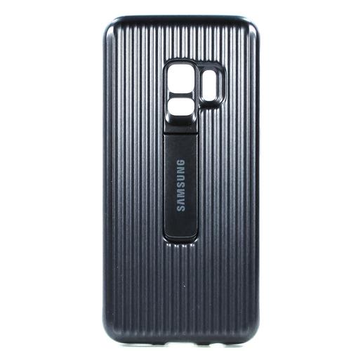Накладка Samsung Protective Standing Cover для Galaxy S9 (EF-RG960CBEGRU) Black