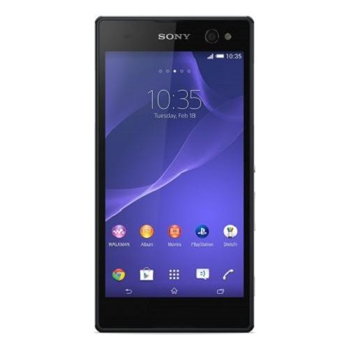 Телефон Sony D2533 Xperia C3 Starry Black фото