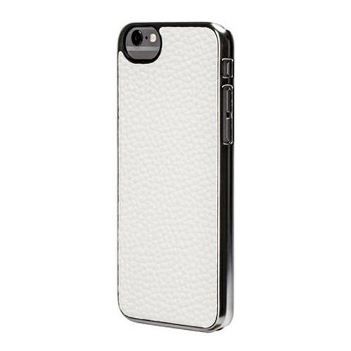 Накладка кожаная uBear iPhone 6 Cartel Case White