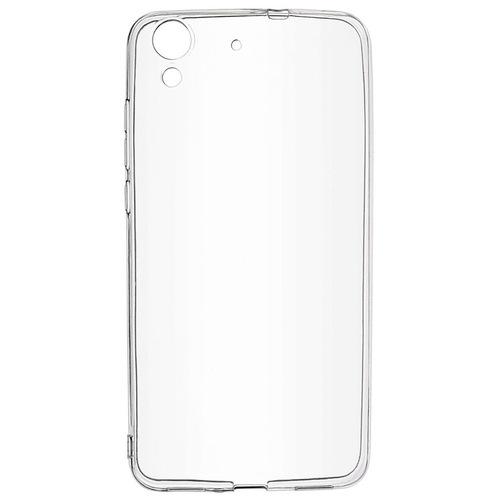 Накладка силиконовая skinBox slim Huawei Y6 II Clear