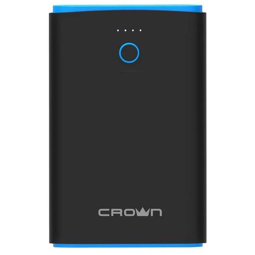 Внешний аккумулятор CROWN CMPB-07 7500 mAh Black/Blue