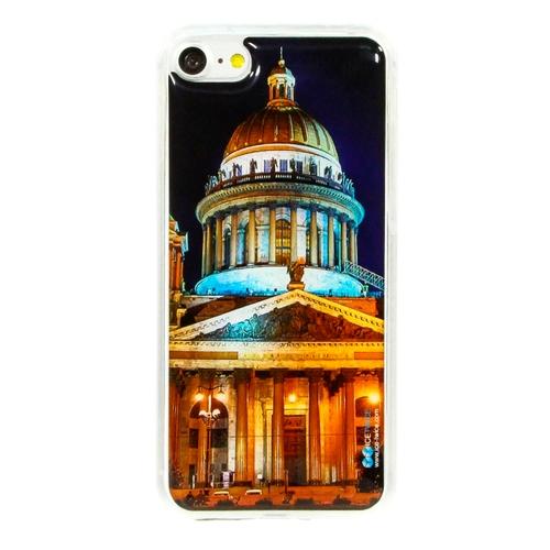 Накладка силиконовая IceTwice iPhone 7 Исаакиевский собор №343
