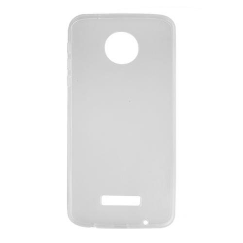 Накладка силиконовая Partner Motorola Moto Z Play Clear