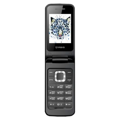 Телефон Irbis SF08 Black