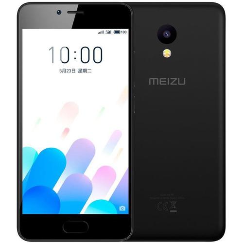 Телефон Meizu M5c 32Gb M710H Black