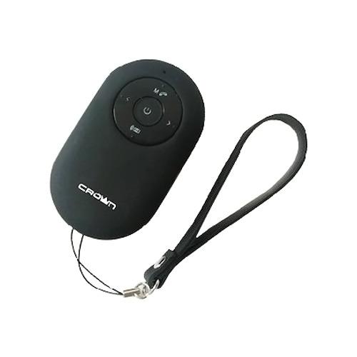 Колонка CROWN CMBS-312 Bluetooth 3W/microSD/FM Black