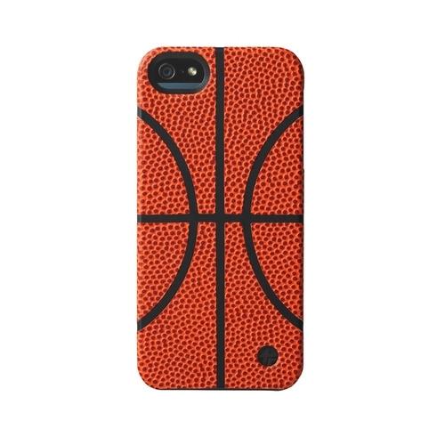 Накладка пластиковая Trexta iPhone 5/5S/SE Sport Basketball
