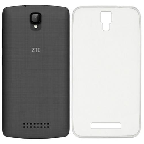 Накладка силиконовая IS Slender ZTE Blade L5/L5+ Clear