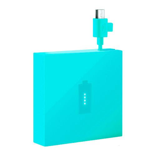 Внешний аккумулятор Nokia DC-18 micro-USB 1720mAh Blue