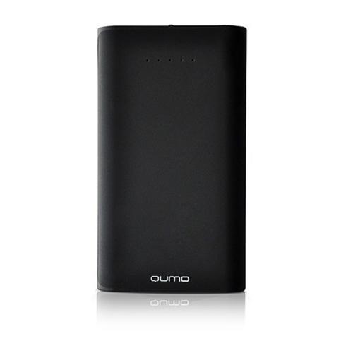 Внешний аккумулятор Qumo PowerAid 2600 mAh Black
