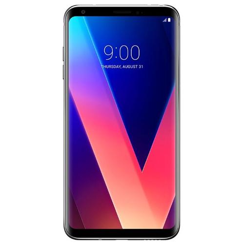 Телефон LG V30 Silver фото
