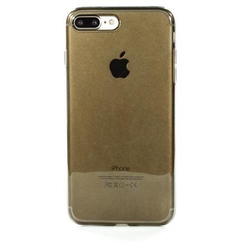 Накладка силиконовая Goodcom Ultra slim iPhone 7 Plus/8 Plus Black