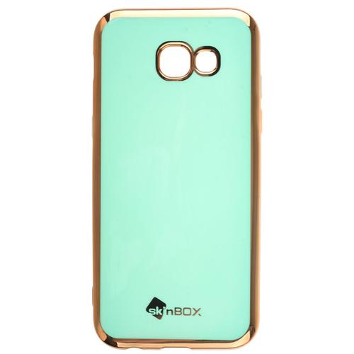 Накладка силиконовая Skinbox Samsung Galaxy A5 (2017) Mint