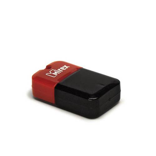 USB накопитель Mirex ARTON (8Gb) Black/Red
