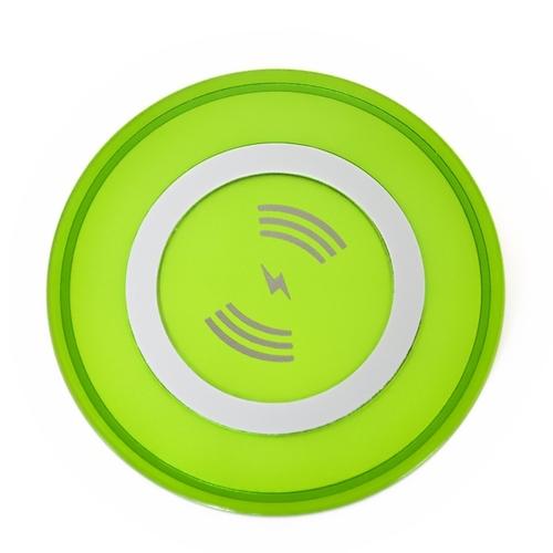 Беспроводное зарядное устройство Saitake STK-K10 Green