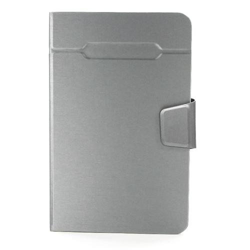 """Чехол - книжка Deppa Wallet Fold (6""""-7"""") для эл. устройств Grey"""