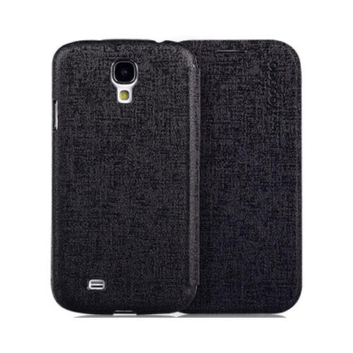 Чехол-книжка Yoobao iSlim Leather Case for Samsung Galaxy S4 I9500 кожа черный