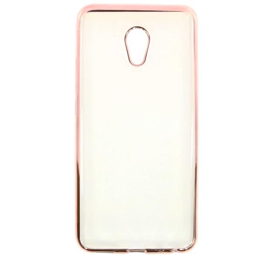 Накладка силиконовая Goodcase Meizu MX6 Pink