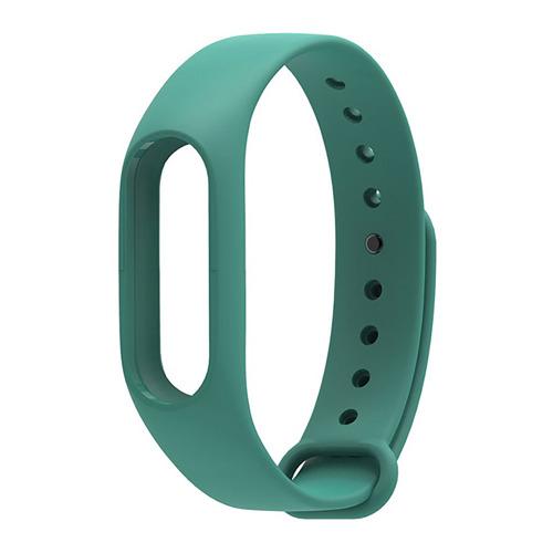 Ремешок для фитнес-браслета Xiaomi Mi Band 2 Green