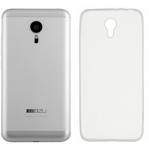 Накладка силиконовая Partner Meizu MX5