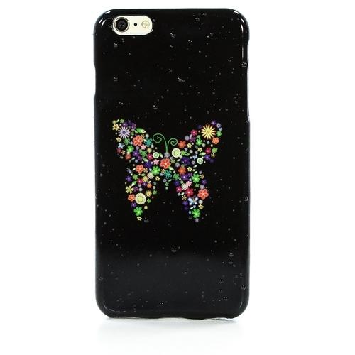 Накладка силиконовая iPhone 6 Plus Бабочка (SDST)