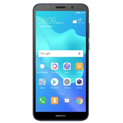Телефон Huawei Y5 Prime 2018 Blue фото