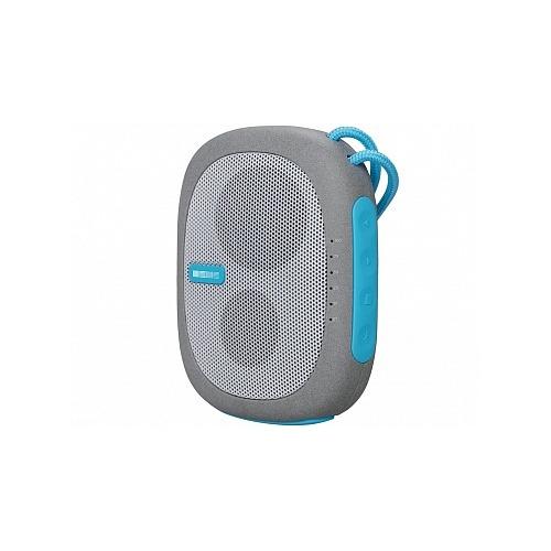 Колонка и внешний аккумулятор InterStep SBS-260 (Bluetooth, micro SD) 2600 mAh Blue