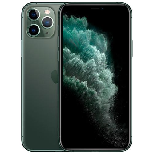 Смартфон Apple iPhone 11 Pro 256Gb Midnight Green фото