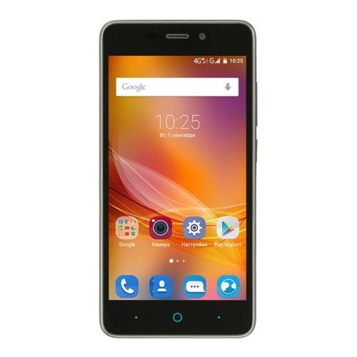 Телефон ZTE Blade X3 Black
