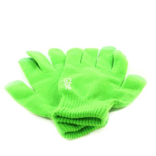 Перчатки iGlove для сенсорных устройств Green