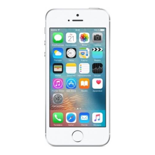 Смартфон Apple iPhone SE 16Gb Silver