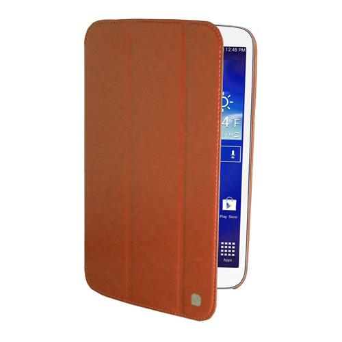 Чехол-флип HOCO Samsung SM-T700 Galaxy Tab S 8.4 Crystal Brown