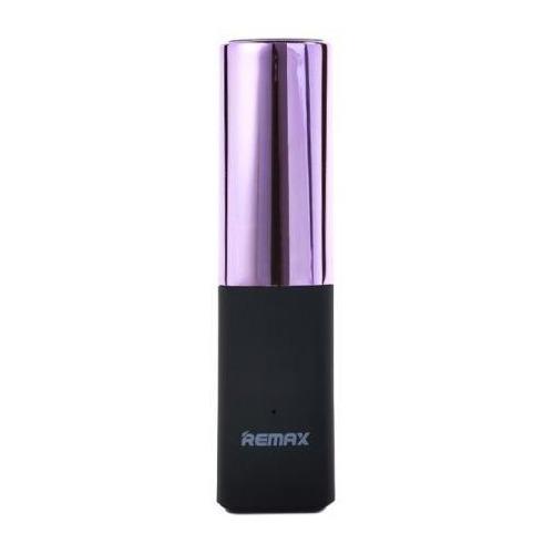 Внешний аккумулятор Remax Lip MAX RPL-12 2400mAh Purple