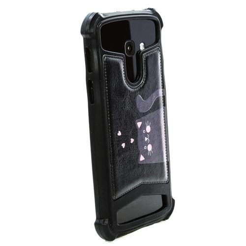 """Универсальная задняя панель Gresso Пушистики-Табби 5,0-5,3"""" Black фото 8"""