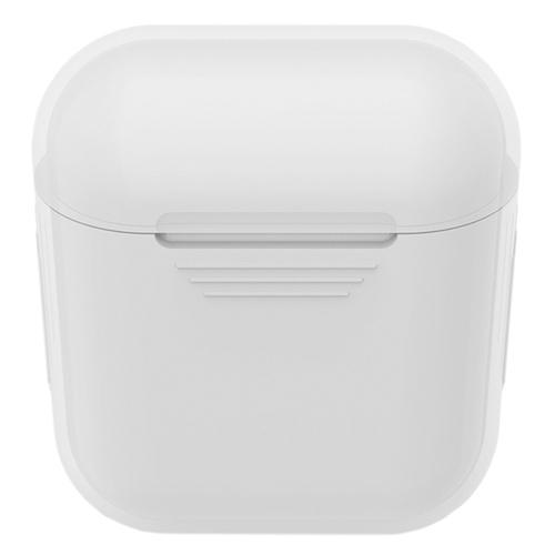 Чехол Deppa для Apple AirPods Silicone Case Clear фото 2