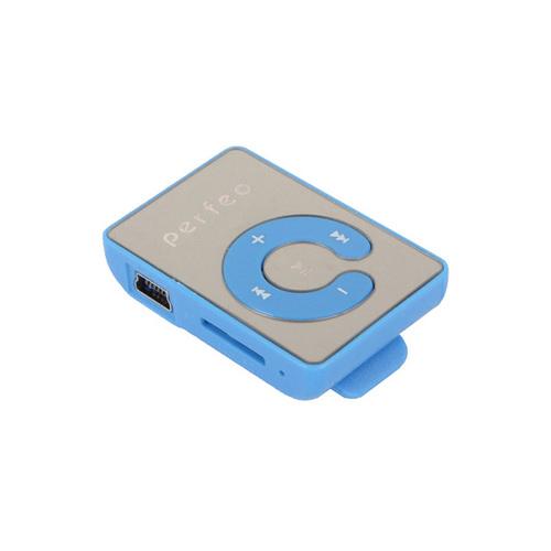 Плеер Mp3 Perfeo Music Clip Color VI-M003 Blue