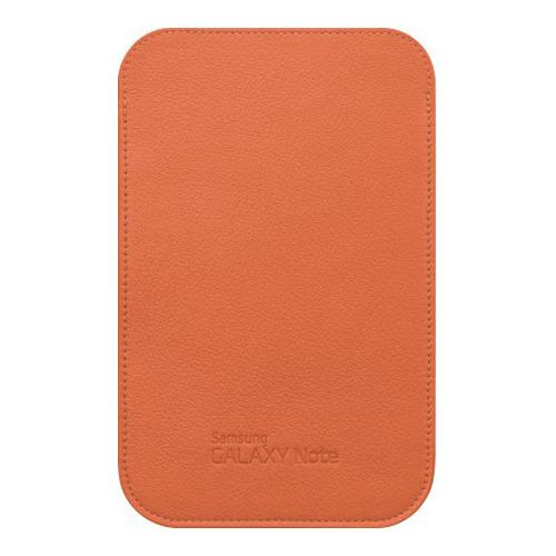 Чехол Samsung EFC-1E1CDECSTD Galaxy Note N7000 коричневый
