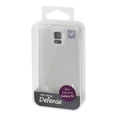 Накладка пластиковая Vertex Samsung Galaxy S5 Ultra Slim (CCS5TW) White