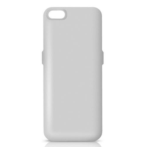 Накладка-аккумулятор DF iBattery-06 Slim iPhone 5/5S 2200mAh White