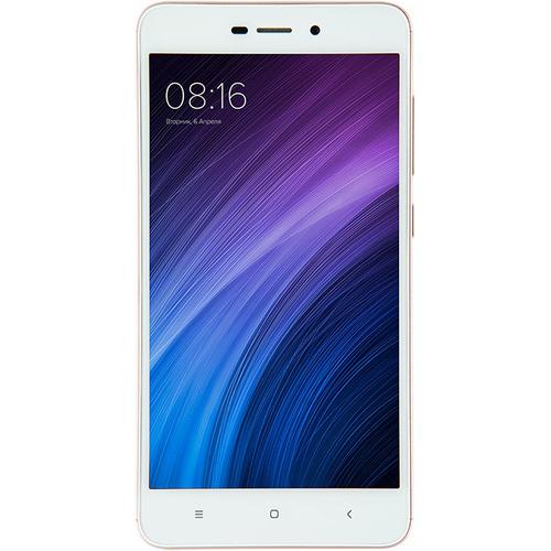 Телефон Xiaomi Redmi 4A 32Gb Gold фото