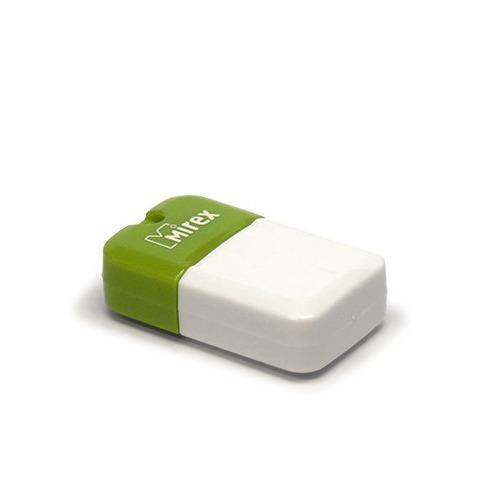 USB накопитель Mirex ARTON (16Gb) Green/White