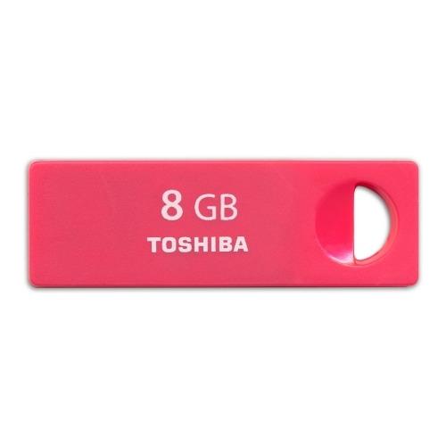 Флешка USB Toshiba USB 2.0 08EnsRed (8Gb) Rose Red