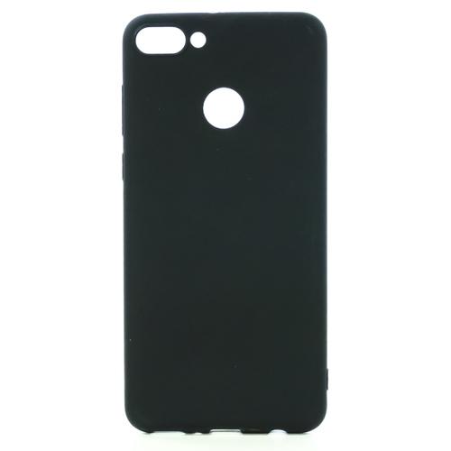 Накладка силиконовая Gresso Меридиан Huawei Y9 (2018) Black фото