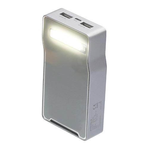 Внешний аккумулятор Promate proVolta-9 9000 mAh White