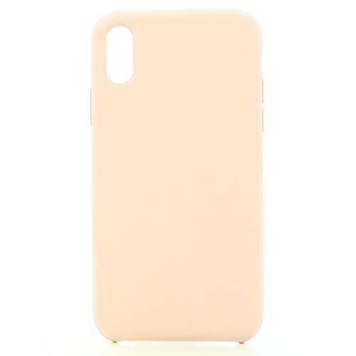 Накладка силиконовая uBear Touch Case iPhone XR Light Pink