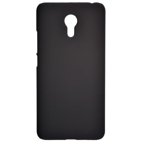 Накладка пластиковая skinBox Shield Meizu M3 Note Black